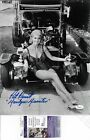 11x14 SIGNED AUTOGRAPHED PHOTO PAT PRIEST MARILYN MUNSTER THE MUNSTERS KOACH CAR