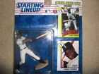 1993 kenner starting lineup slu frank thomas action figure with cards new