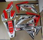 FLU PTS3 PRO TEAM  GRAPHICS  HONDA CRF250R  2004 2005 2006 2007 2008 2009
