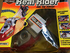 Matchbox NIP Haley-Davidson Real Rider (comes with motorcycle) 1993  (Ages 4+)