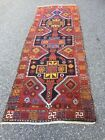 antico-swiss Beautiful Antique KURDEN runner 3`3 x 9`4 ft