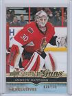 Curious About Andrew Hammond Rookie Cards? There Aren't Many. 9