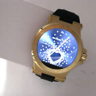 Michael Kors Access Touchscreen Yllw Gold Dylan Smartwatch MKT5009 Silicone Band