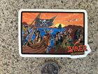 NEW VINTAGE RARE BAKER SKATEBOARD SKATE STICKER COLLECTORS EDITION