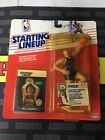 1988 NBA STARTING LINEUP BILL LAIMBEER DETROIT PISTIONS FREE SHIPPING