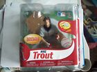 MCFARLANE BASEBALL MIKE TROUT FIGURE COLLECTOR CLUB EXCLUSIVE MOC MLB ANGELS