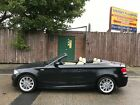 2008 BMW 120D M SPORT CONVERTIBLE 20 DIESEL AUTO IMMAC NOT DAMAGED SALVAGE
