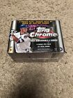 2015 Topps Chrome Blaster Factory Sealed Box - includes 1 sepia refractor pack
