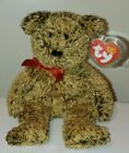 Ty Beanie Baby ~ LEX the Bear (Learning Express Exclusive)(8 Inch) MWMT