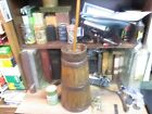 Vintage Antique Wooden Butter Churn Wood Primitive Farmhouse original 1800's
