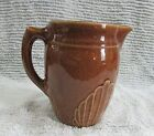 Primitive Old Brown Country Stoneware 6