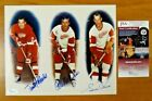 Gordie Howe Cards, Rookie Card Info and Autographed Memorabilia Guide 41