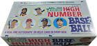 Topps 2018 Heritage High Number Baseball Factory Sealed Hobby Box