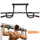 61 91CM Chin up Pull up Bar Gym Exercise Strength Fitness Doorway Mount OT005