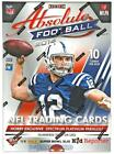 2014 PANINI ABSOLUTE FOOTBALL HOBBY BOX - 5 HITS PER BOX! 2 AUTOS PER BOX!!!