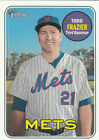 2018 Topps Heritage High Number Baseball Cards 17