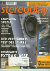 Stereoplay 4/01 Wilson Benesch Discovery,AudioNet PRE G2,ASR Emitter 1 Plus