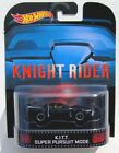 HOT WHEELS RETRO KNIGHT RIDER KITT SUPER PURSUIT MODE TRANS AM