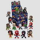 Funko SPIDER-MAN Classic Mystery MINIS VINYL BOBBLE-HEADS 12 box DISPLAY CASE