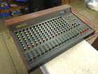 Vintage MQ1602 Sound Reinforcement 16 Channel Mixer. TESTED.(430)