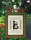 Old Friends Dutch Boy  Girl by Something In Common 1999 cross stitch pattern