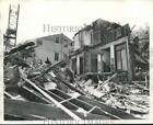1974 Press Photo Property at 3200 St. Charles and Harmony demolished - nob45368
