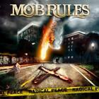 Mob Rules - Radical Peace CD #53696