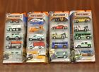 4 Matchbox 5 pack Ocean Works Ranger Rescue Metro Transit City Service Metal