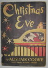 VIN TAGE CHRISTMAS STORY BOOK  CRISTMAS EVE 1952 FIRST EDITION
