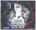 MARVEL CAPTAIN AMERICA: CIVIL WAR TRADING CARDS BOX (UPPER DECK 2016)