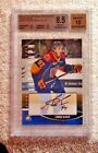 CONNOR McDAVID 2012-13 ITG HEROES & PROSPECTS RC ROOKIE AUTOGRAPH BGS 8.5 10