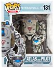 Titanfall 2 Funko POP! Games Atlas and Pilot Exclusive Vinyl Figure #131