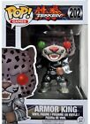 Tekken Funko POP! Games Armor King Exclusive Vinyl Figure #202