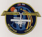 ISS EXPEDITION 12 patch INTERNATIONAL SPACE STATION