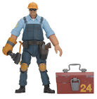 Team Fortress 2 7 Inch Action Figure Series 3.5 - Blu Engineer