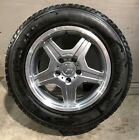 Mercedes Benz G Class AMG G55 W463 G500 OEM Wheels and Pirelli Tires with Spare