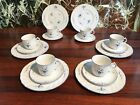 Boch Luxembourg Old - Pretty 18 Pc Coffee Service for 6 Persons