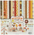 Echo Park Paper Company TSF93016 The Story of Fall Collection Kit