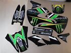 Team pro Circuit Kawasaki racing graphics KX85  KX100  2001-2013