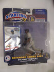 Starting Lineup 2 Frank Thomas Extended Series 2001 Chicago White Sox NEW