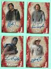 2016 Topps Walking Dead Survival Box Trading Cards 15