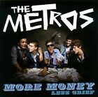 THE METROS-MONEY AREBA UREI NASHI! (JAPANESE TITLE)-JAPAN CD Ltd/Ed D91