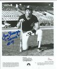 TOM BERENGER auto signed RARE 8x10 JSA COA MAJOR LEAGUE ORIGINAL PRESS PHOTO