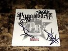 Papa Roach Rare Band Signed Autographed Limited Edition CD Single Lifeline + COA