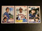 Rod Carew 1983 Topps #386 Autograph HOF CA Angels All-Star Signed Vintage Auto