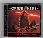 (IM235) Crash Kelly, Electric Satisfaction - 2006 CD