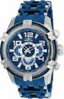 New Mens Invicta 25558 Bolt 51mm Stainless Steel Cable Strap Quartz Watch