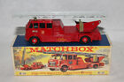 MATCHBOX LESNEY KING SIZE K 15 MERRYWEATHER FIRE ENGINE OUTSTANDING BOXED 2