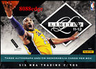 2011-12 PANINI LIMITED NBA HOBBY BOX: KYRIE IRVING ROOKIE KOBE DURANT CURRY AUTO