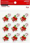 U Choose Recollections Christmas Stickers Tree Wreath Snowman Mason Jar Santa